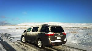 2015 Toyota Sienna XLE Limited AWD – The One And Only | GCBC