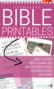 Free Bible Reading Chart Printable The Ultimate List Of Free Bible Printables