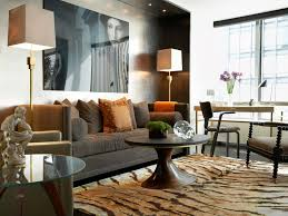 stylish floors decorating with area rugs