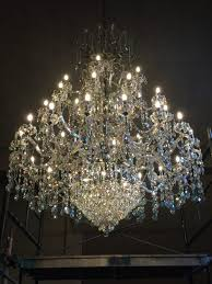 vancouver chandelier cleaning after cleaning completed