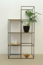 metal furniture. Ideas Of Metal Furniture Beautiful Shelf Built Up Symmetrically And Made Fine Steel Plywood