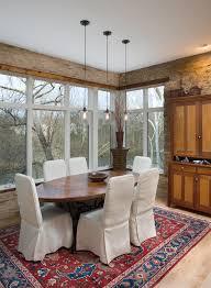 dining room pendants dining room rustic with oriental rug oriental rug display cabinet