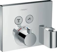 Правильный выбор <b>термостатов для душа</b> и ванны | <b>hansgrohe</b> RU