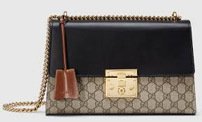 gucci bags new collection. gucci padlock gg supreme shoulder bag bags new collection x