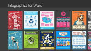 How To Make An Infographic In Word Infographic Template For Microsoft Word Avdvd Me