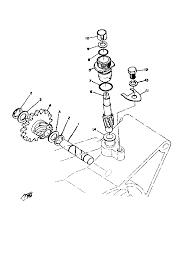 1973 yamaha dt3 tachometer gear parts best oem tachometer gear ya4633 17 m7100sch227164