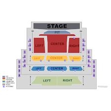 Cnu Ferguson Center Seating Chart Ferguson Center For The Arts Concert Hall Newport News