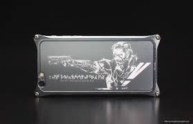Gild Design Metal Gear Gild Design Metal Gear Solid V For Iphone6plus 6splus