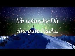 Gute Nacht Gruß Für Dich Mit Diesem Wunderschönen Gedicht Zum