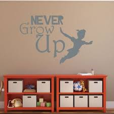 peter pan disney vinyl wall vinyl decor