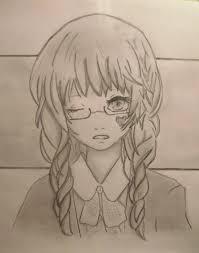 аниме картинки поэтапно как нарисовать лицо аниме рисуем девушку
