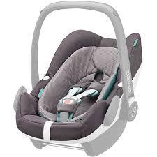 maxi cosi seat cover fire resistant pebble plus concrete grey tap to expand