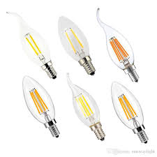 led candelabra light bulbs 4000k 2700k lightbulbs for indoor lamp chandelier ceiling fan or outdoor porch lights retro lightbulbs edison filament led