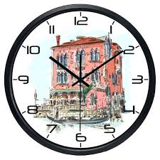 very large outdoor wall clocks oversize clock amazing oversized