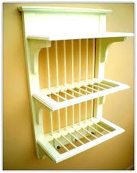 wall mounted plate rack racks uk utensil ikea argos