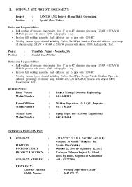 Welder Resume Job Description - Contegri.com