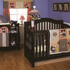 mickey mouse crib sheets mickey and minnie nursery bedding