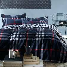 um image for red and black duvet covers king size black double duvet cover argos navy