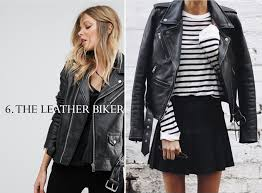 mango zip detail leather jacket another style of jacket every lady should own and i m pretty sure i know which one i will be getting this season