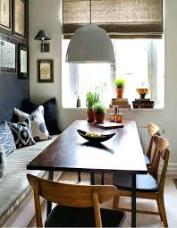 dining table with bench seats. Small Dining Table With Bench Seat Back Seats Circle Glass R