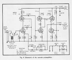 a few interesting diy audio projects c 1955 preservation sound a cascode preamp