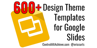 google templates control alt achieve spice up your slides with 600 free