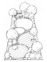 Small Picture The 25 best Garden design plans ideas on Pinterest Small garden