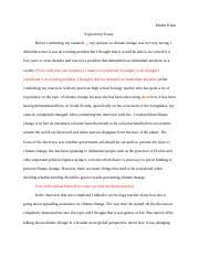 enc writing and rhetoric fiu page course hero 3 pages exploratory essay revision by teammates