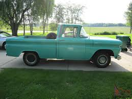 Chevrolet Apache Pickup Truck
