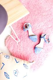 pink faux sheepskin rug how to dye almost any synthetic material like a from blush fur pink faux sheepskin rug