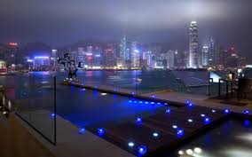 Unique Infinity Pool Hong Kong Intercontinental Throughout Perfect Design