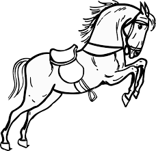 running horse clipart black and white. Interesting White For Running Horse Clipart Black And White T