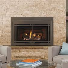 majestic ruby 35 direct vent gas insert fireplace mdvi35in w er remote
