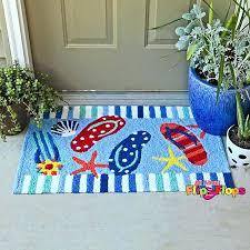 flip flop rug runner flip flop rug runner starfish flip flops accent area rug home decoration flip flop rug runner