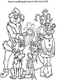 Small Picture Free Grinch Coloring Pages For Kids great outline for icing a