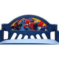 Toddler Spiderman Toddler Bed  Minnie Mouse Bedroom Furniture Spiderman Bedroom Furniture