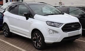 Ford EcoSport - Wikipedia