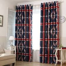 Plaid Curtains For Living Room Online Buy Wholesale Blue Plaid Curtains From China Blue Plaid