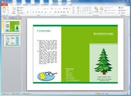 powerpoint brochure template free free brochure templates for word powerpoint pdf
