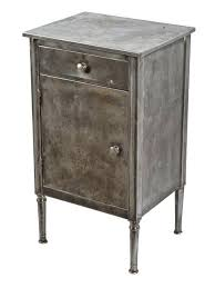 Vintage industrial simmons metal side table Marble Top Vintage Industrial Metal Side Table Simmons Company Furniture Collections Trends Products Antique Velallatinasillainfo Vintage Instrial Steel Hi Bake Lex Enamel Simmons Metal Furniture