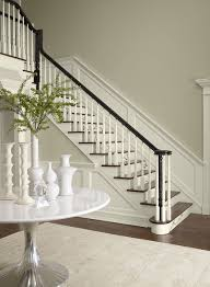 Ideas For Painting Wainscoting Interior Paint Ideas And Inspiration Kendall Charcoal