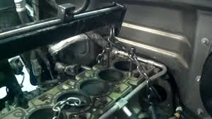 2003 trailblazer engine removal - YouTube