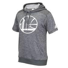 adidas hoodie mens. men\u0027s golden state warriors adidas heathered gray 2016 pre-game short sleeve hoodie mens