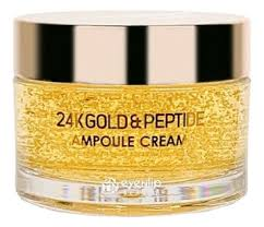 <b>Крем для лица</b> с пептидами и золотом <b>24K</b> Gold & Peptide ...
