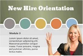 Employee Training Powerpoint Orientation Powerpoint Presentation Template Employee Training
