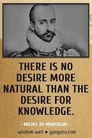 michel de montaigne atheism vs religion atheism michel de montaigne quote on knowledge