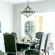 chandelier kitchen table how high should chandelier be above kitchen table