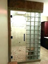 glass blocks wall designs glass block shower designs glass block shower kits home depot amazing of