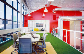 google office around the world. South Africa. Meeting Area At A Google Office Around The World S