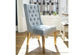 blue velvet dining chairs. Elsa Dining Chair | Oak Leg Blue Velvet Chairs O